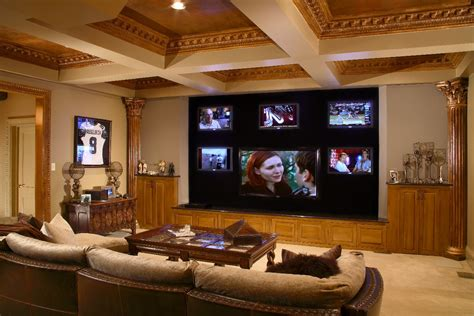 home decor ideas family home theater room design ideas the home entertainment center is everywhere 3w design