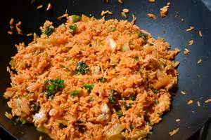 recipe for vegetarian kimchi fried rice a healthy fried