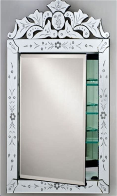 decorative mirrored medicine cabinets abode