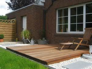 holz terrasse holzterrasse diy projects to try