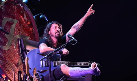 foo fighters fan dave grohl