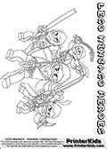 lego ninjago final battle coloring pages coloring page with the popular lego ninjago characters