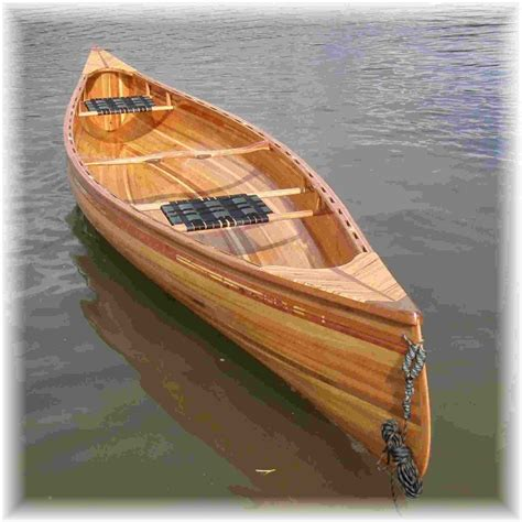 Handcrafted Canoes - boat handcrafted canoe from s boat works