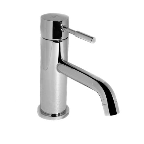lowes single hole bathroom faucets shop loft loft chrome 1 handle single hole bathroom sink