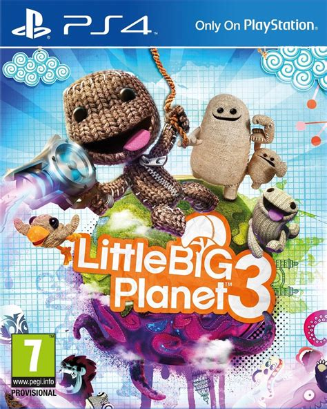 ps4 themes little big planet 3 littlebigplanet 3 sur playstation 4 jeuxvideo com