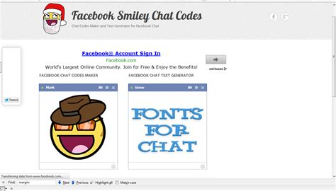 cara membuat emoticons twitter membuat smiley chat di facebook