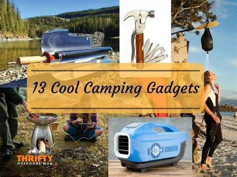 cool outdoor gadgets 13 cool cing gadgets thrifty outdoors manthrifty