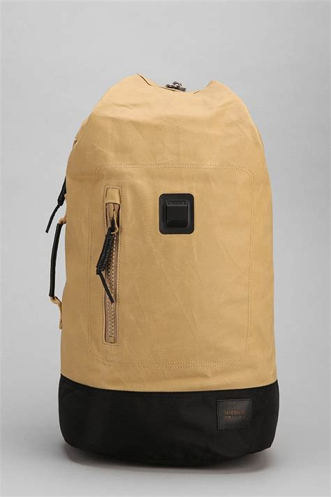 Origami Backpack - lyst nixon origami backpack in for