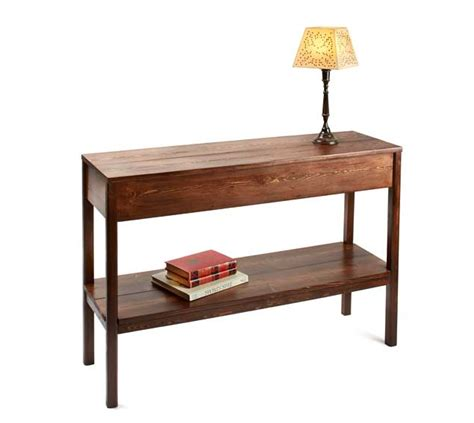 sofa tables contemporary contemporary sofa table with pocket joints