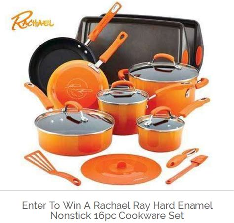 Rachael Ray Giveaway A Day - dealmaxx rachael ray cookware giveaway