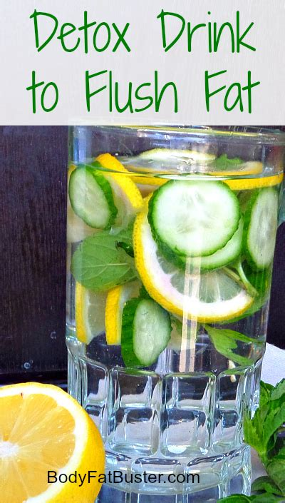 What Can I Drink To Detox My by Flush By This Amazing Detox Water