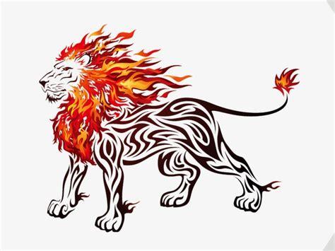 imagenes de leones grafitis dibujo leon pintado a mano acuarela le 243 n png y vector