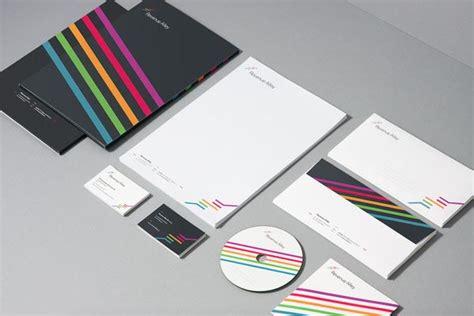 design inspiration identity revenue alley corporate identity