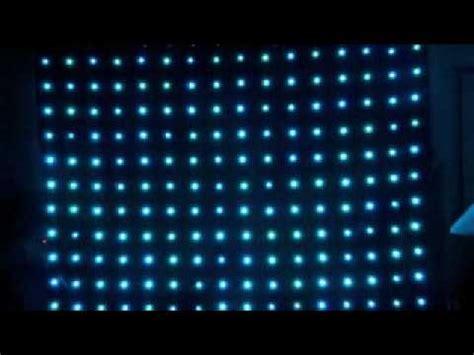 rgb led curtain rgb led vision graphic curtain dmx 3 x 2m djkit com