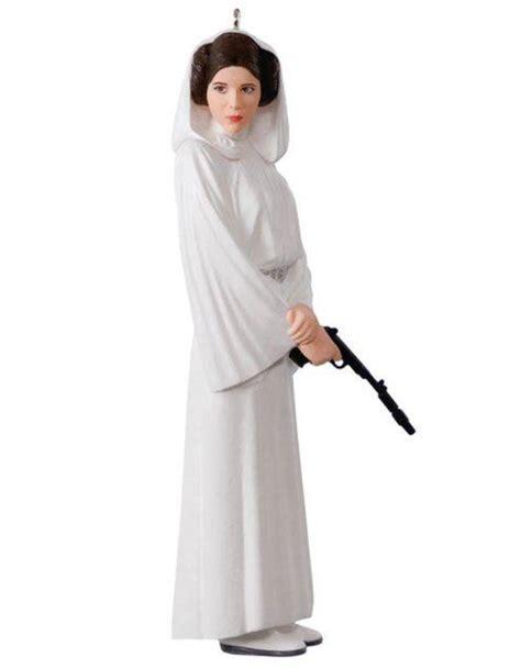 Princess Leia Organa Starwars Hallmark Keepsake Ornaments 2017 Princess Leia