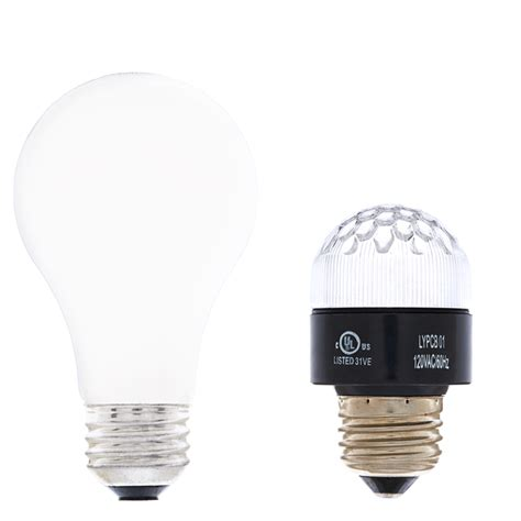 Compare Led Light Bulbs To Incandescent E27 Led Bulb 10 Watt Equivalent W 18 Leds 45 Lumens Household A19 Globe Par And Br