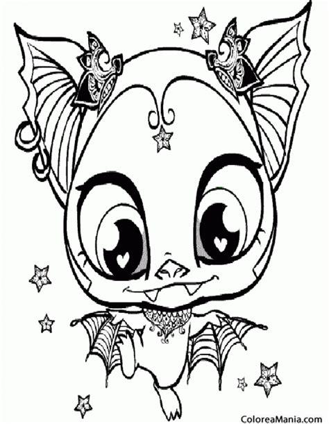 dibujos de murcielagos para dibujar colorear murcilago gtico animales del bosque dibujo