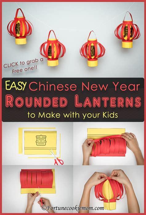 new year lanterns kindergarten new year new year crafts