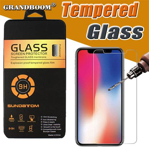 buy pcs tempered glass screen protector