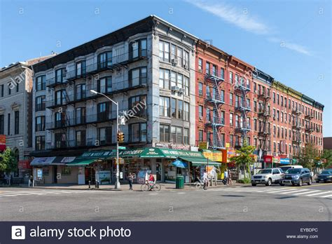 apartment buildings in hamilton heights west harlem in