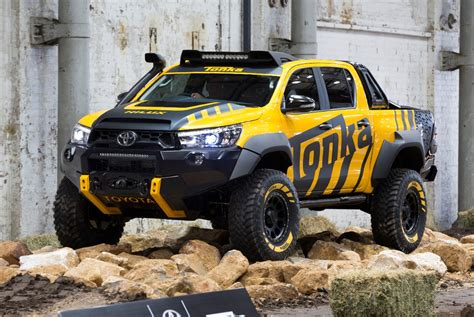 tonka truck toyota hilux tonka truck the wheel