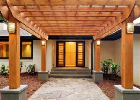 desain atap rumah dari kayu model atap rumah minimalis desain atap teras depan