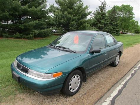 how to fix cars 1997 mercury mystique head up display 1997 mercury mystique for sale used cars on buysellsearch