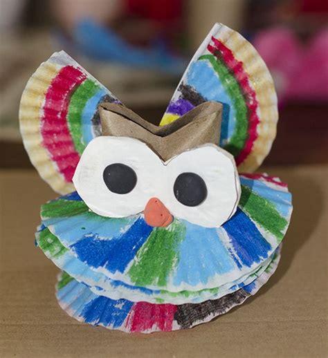 owl christmas ornament craft craft owls pinterest