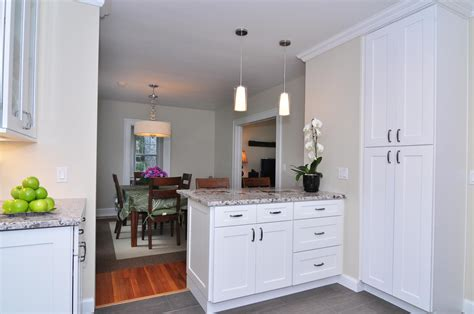 white shaker kitchen cabinets pthyd