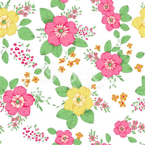 shabby chic rose background stock vector freeimages com