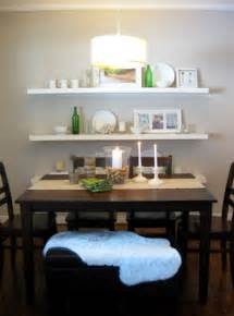 Dining Room Shelves White Floating Shelves Diy Projects