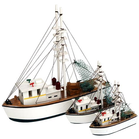 party boat fishing rigs double rig wood shrimp boat ocean fishing themed