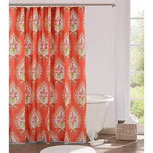 shower curtain fabric kalani fabric shower curtain bed bath beyond