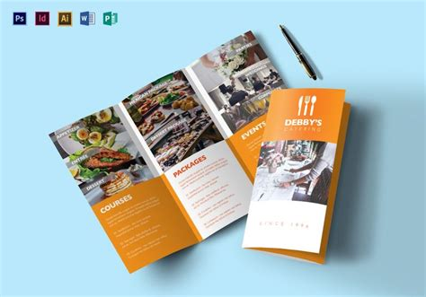 9 Helpful Product Brochure Templates For Non Designers Product Brochure Template
