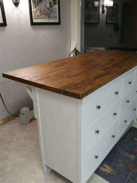 Ikea Hack Kitchen Island Hemnes Karlby Kitchen Island Storage And Seating Ikea Hackers Ikea Hackers