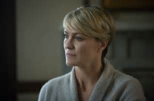 progression of robin wrights hair in house of cards robin wright is the most elegant woman on tv new york post