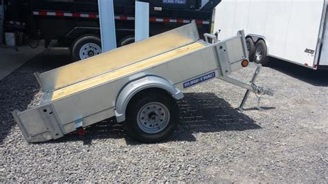 utility bed trailer trailers for sale new and used trailers and vehicle