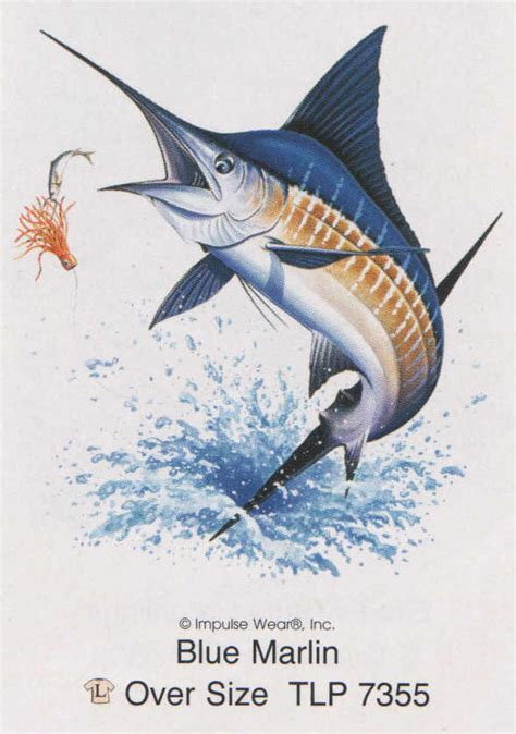 blue marlin tattoo designs wrinky dinks fish wholesale designs