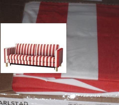 ikea karlstad sofa cover white ikea karlstad sofa bed sofabed slipcover cover rannebo