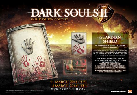 dark souls ii design 1927925568 dark souls ii shield design contest winners revealed in new screens playstation 4 playstation
