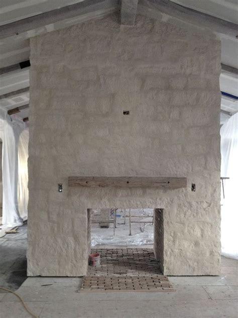 stone fireplace farmhouse fireplace limestone fireplace