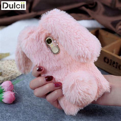 dulcii rabit for xiaomi redmi note 4 note4 bunny silicone soft tpu cellphone
