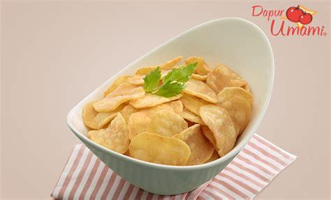 Keripik Kentang resep keripik kentang sajiku 174 dapur umami