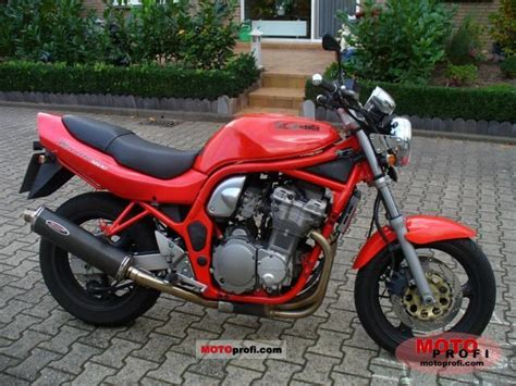 Suzuki 600 Bandit Specs Suzuki Gsf 600 N Bandit 1997 Specs And Photos