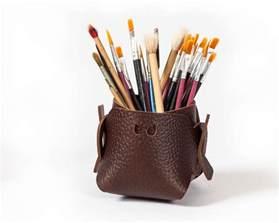 Handmade Pen Holder Design - handmade pen stand etsy up handmade