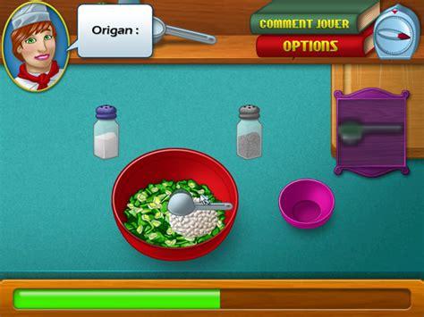 jeux de cuisine gratuit en fran軋is jouer 224 cooking academy en ligne jeux en ligne sur big fish