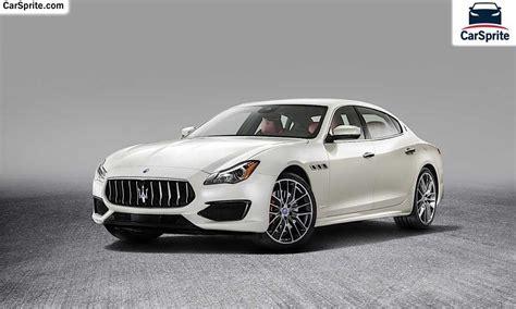 Maserati Car Cost Maserati Quattroporte 2017 Prices And Specifications In