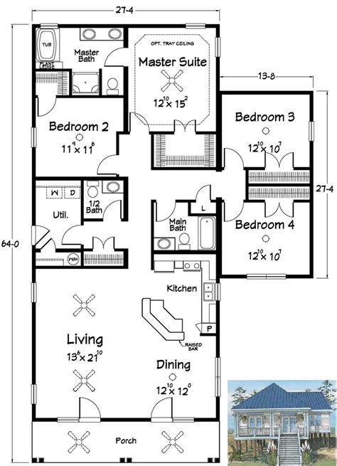 Kitchen Dining Room Floor Plans The Ultimate Kitchen Dining Living Room Combo Coastal