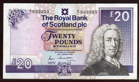 bank notes out of circulation scotland currency scotland scottish banknotes paper