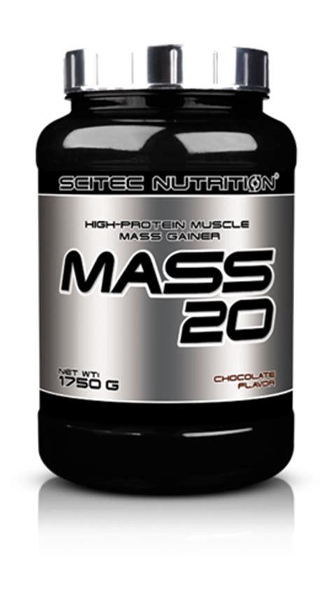 u protein mass gainer gaineri scitec nutrition mass 20